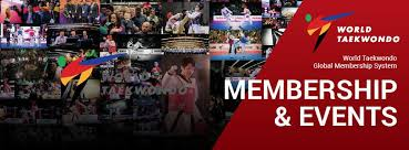 The World Taekwondo Global Membership System